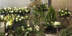 花の葬儀フラワリングセレモニー