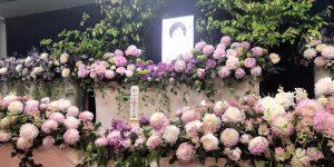 花の葬儀 フラワリングセレモニー